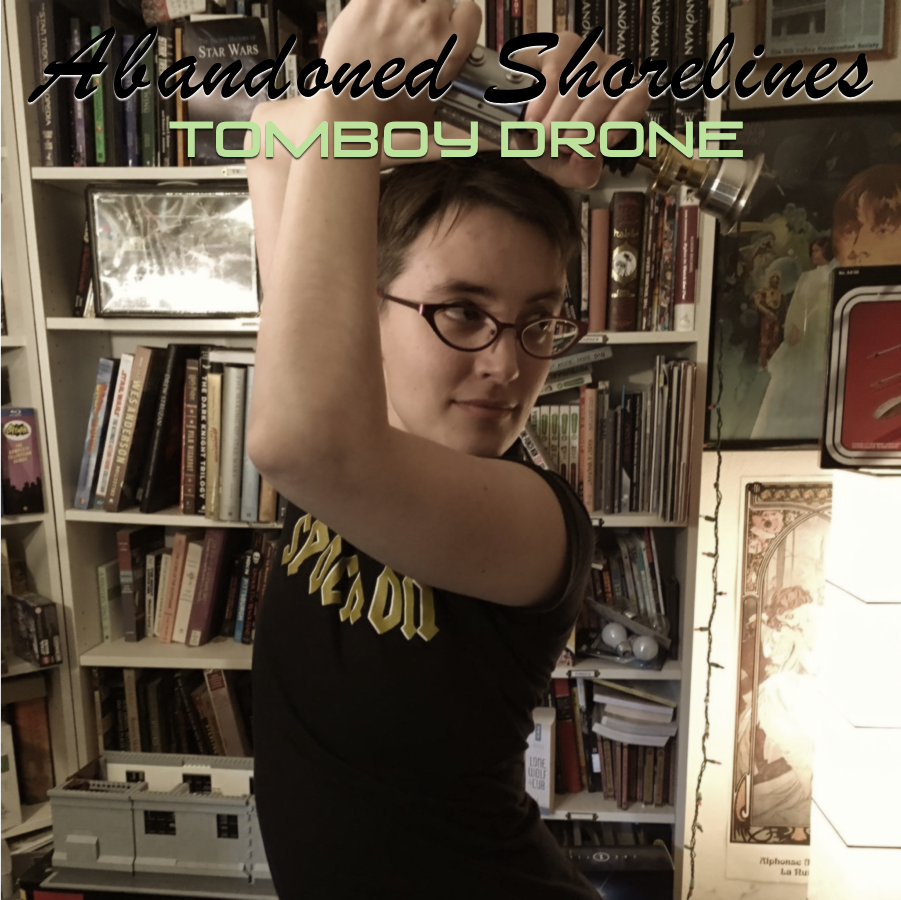 Tomboy Drone cover
