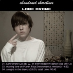 Lone Drone back cover