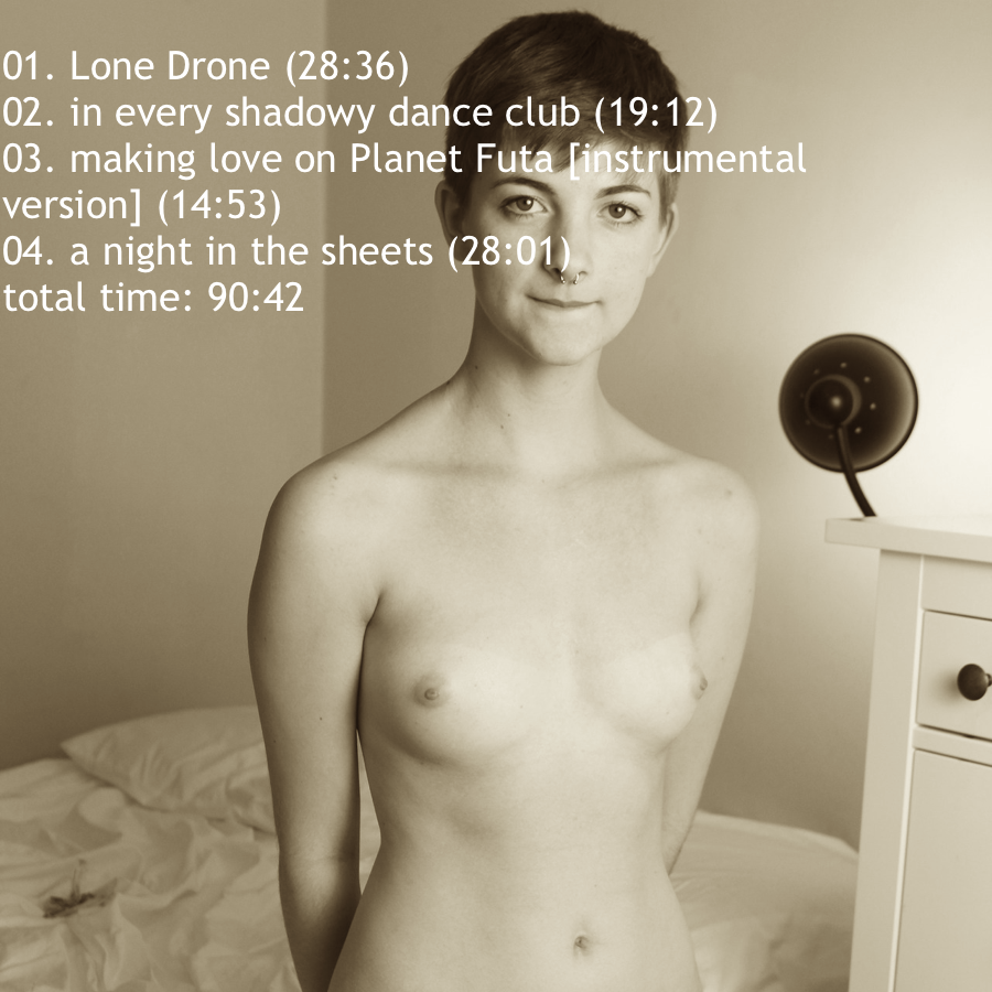 Lone Drone track list
